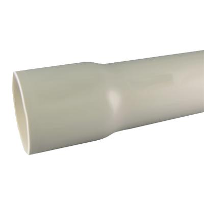 6 Pipe Bell End Pvc Schedule 40 Harrington Industrial Plastics