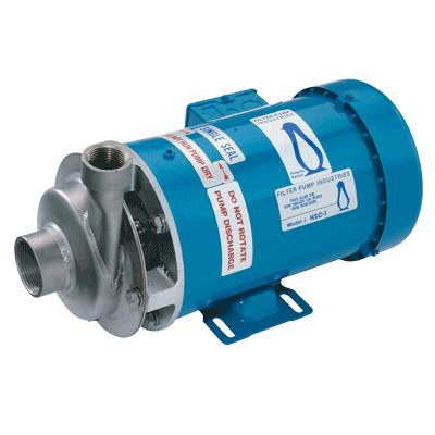 Filter Pump Industries HSC Series 1 Horsepower Direct Drive