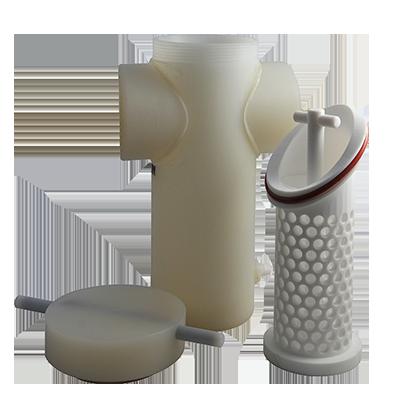 Spray Shield ANSI 150 1//2 in 150psi PTFE